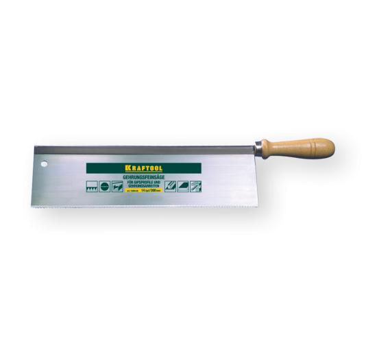 1 Z/ähne pro Zoll Kraftool Furniers/äge 320 mm